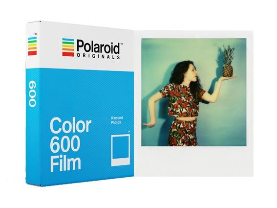 Image of Polaroid 600 Colour Film Single (8 Shots)