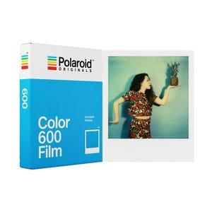 Polaroid 600 Colour Film Single (8 Shots)