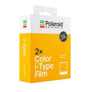 Polaroid Colour i-Type Gloss Film - Twin Pack