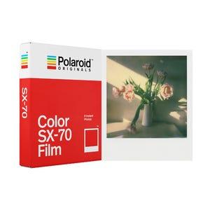 Polaroid SX-70 Single film 8 Shot (PX70)