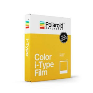 Polaroid Colour i-Type Gloss Film (8 Shots)