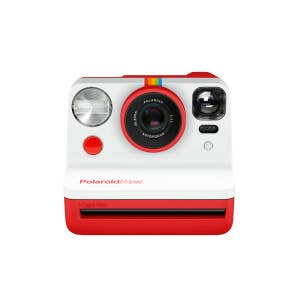 Polaroid NOW 600 Instant Camera - Red