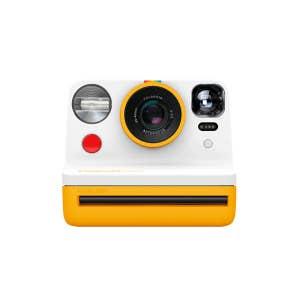 Polaroid NOW 600 Instant Camera - Yellow