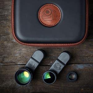 BLACKEYE PRO 3IN1 Clip on Lens Kit