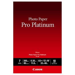 Canon Photo Paper Pro Platinum A3+ (10pk) PT101A3+
