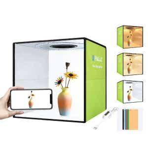 Puluz Portable Studio Kit 30cm Tent & LED Lighting Kit