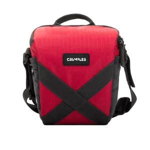 Crumpler Quick Delight Toploader 150 Red