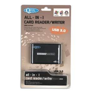 QPix Multi Card Reader