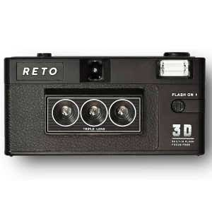 Reto 3D Classic 35mm Camera