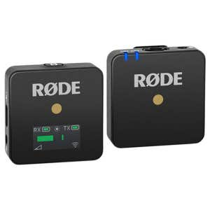 Rode Wireless Go - Front Angle