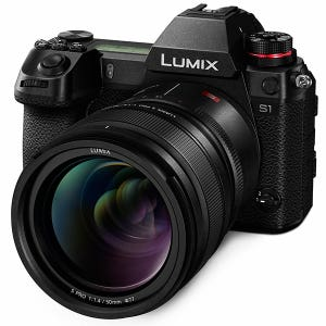 Panasonic Lumix S + 24-105mm F4 OIS