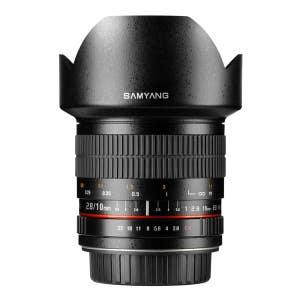 Samyang 10mm F2.8 Canon EOS Full Frame