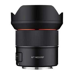 Samyang AF 14mm F2.8 UMC II - Canon EOS-R