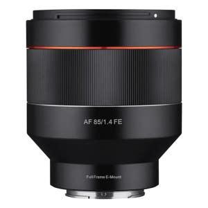 Samyang AF 85mm F1.4 - Sony FE Full-Frame