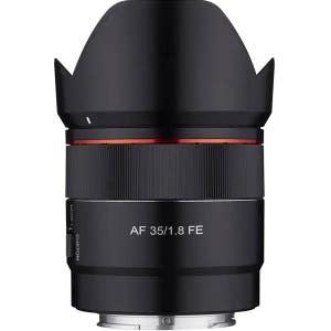 Samyang AF 35mm F1.8 UMC II - Sony E Full Frame