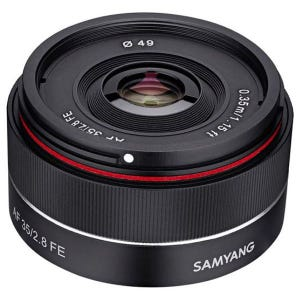 Samyang AF 35mm f2.8 UMC - Sony FE Full-Frame