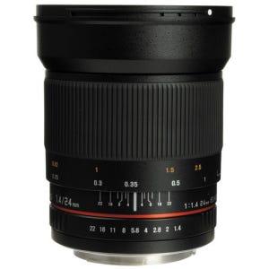 Samyang 24mm F1.4 Sony E