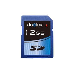 Deolux 2GB SD Card