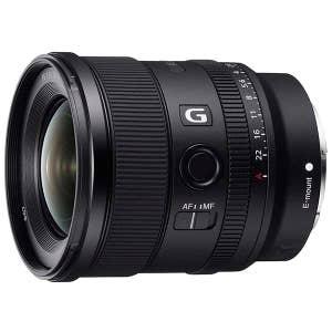 Sony E-Mount FE 20mm f1.8G