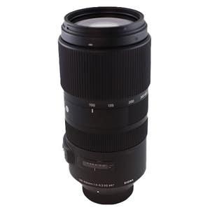 """Sigma AF 100-400mm F5-6.3 DG OS """"C"""""""