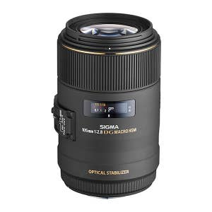 Sigma 105mm f2.8 EX DG OS HSM Macro (Canon)