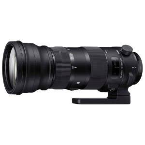 """Sigma AF 150-600mm  f5-6.3 DG OS HSM """"Sport"""" - Canon"""