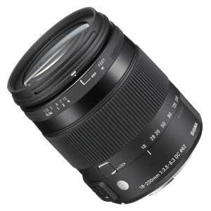 Sigma 18-200mm f3.5-6.3 DC HSM OS