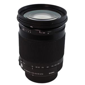SIGMA AF 18-300mm F3.5-5.6 DC OIS Zoom