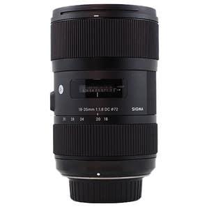 SIGMA AF 18-35mm f1.8 - Pentax