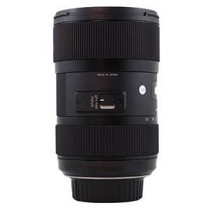 SIGMA AF 18-35mm f1.8 - Canon