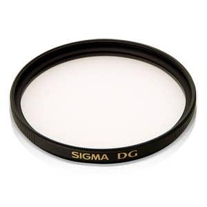 Sigma 86mm UV EX DG Filter
