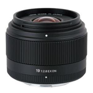 Sigma DN 19mm F2.8 Art - Sony NEX