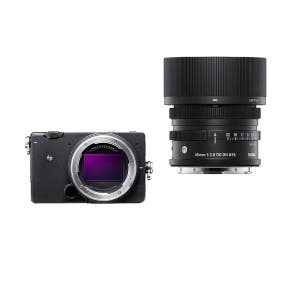 Sigma FP Body with 45mm f2.8 DG DN lens