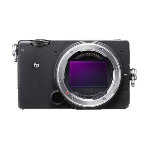 Sigma FP Body - front