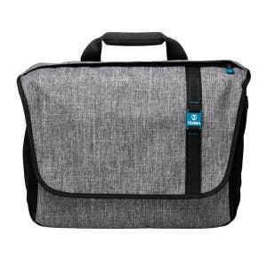 Tenba Skyline 13 Messenger Bag - Grey