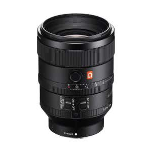 Sony E-Mount 100mm f2.8 FE STF OSS GM Lens