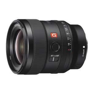 Sony E-Mount 24mm f1.4 FE GM Lens