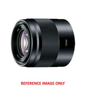 Sony E-Mount 50mm f1.8 Lens - Black | Secondhand