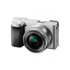 Sony A6100 + 16-50mm - Silver