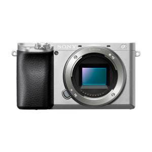 Sony A6100 Body - Silver