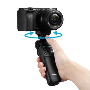 A6400 + 16-50mm & GPVPT2 Grip - Vlogging Kit