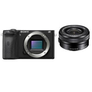 Sony A6600 + 16-50MM Kit