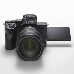 Sony A7 Mark IV + 24-105mm f4 Kit