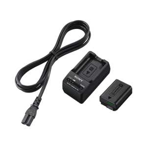 Sony ACCTRW Kit - W Series Charger and Battery