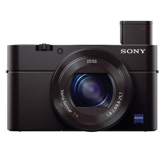 Image of Sony RX100 Mark III