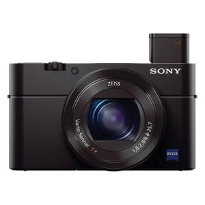 Sony Cybershot RX100 MK III
