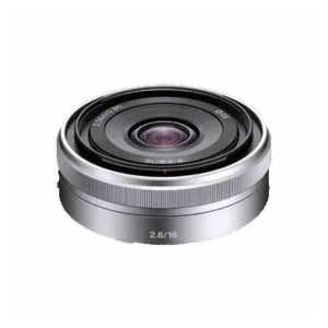 Sony E-Mount 16mm f2.8
