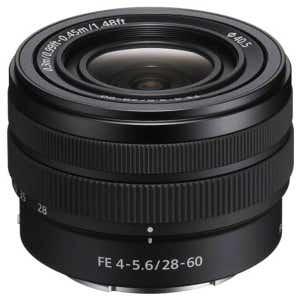 Sony FE 28-60mm f4-5.6 Kit Zoom
