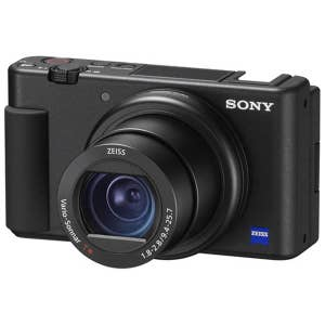 Sony ZV-1 - front angle