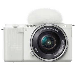 Sony ZV-E10 Body White